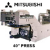 mitsubishi press 40