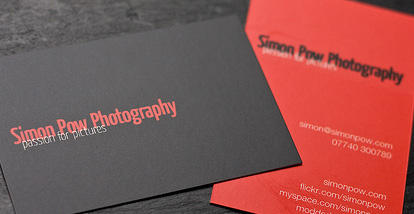 20 Sample Business Card Designs | UPrinting