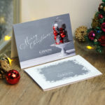 Digital Photo Greeting Cards for Personal Promotion Campaigns