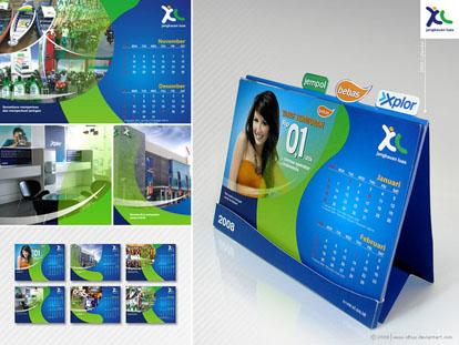 15 Gorgeous Color Calendar Printing Samples | UPrinting