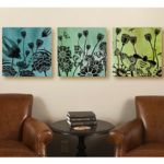 Panel Canvas Prints: Good Things Come in Threes