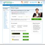 UPrinting Affiliate Program