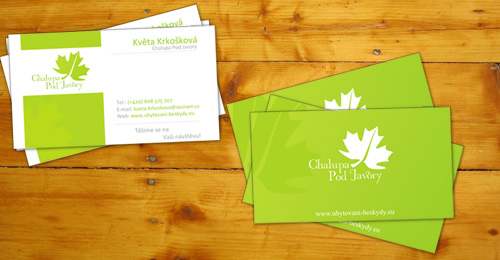 10 Green Business Cards | UPrinting