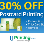 Summer Discounts on Postcard and Poster Printing from UPrinting.com
