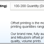 What to Look for in an Online Print Company