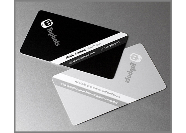 14 business card designs in dark colors uprinting reheart Image collections