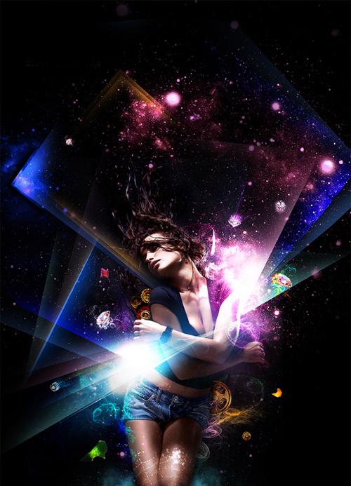 Night Club Flyer – Flyer Poster for a Nightclub