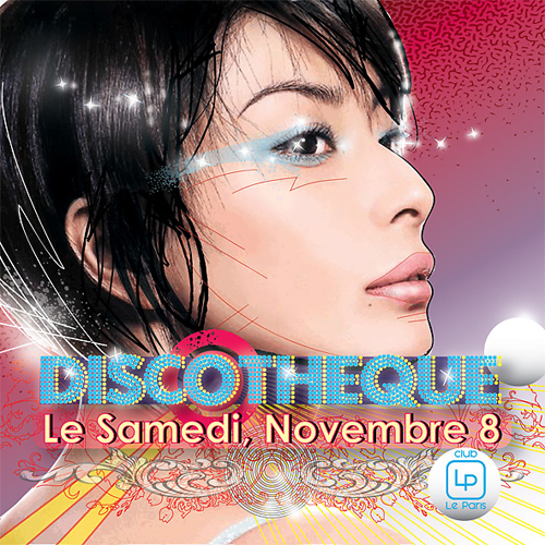 Night Club Flyer - Discotheque