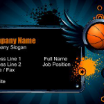 15 Team Sports Business Card Design Ideas!