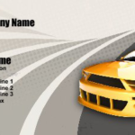 10 Auto Body Shop Business Card Designs to Get Your Motors Running