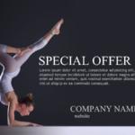 10 Dance and Gymnastics Postcard Design To Inspire!