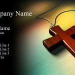 Christian Business Card Designs :  15 Samples to Inspire You