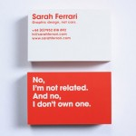 Simple Business Cards: Design Your Own!