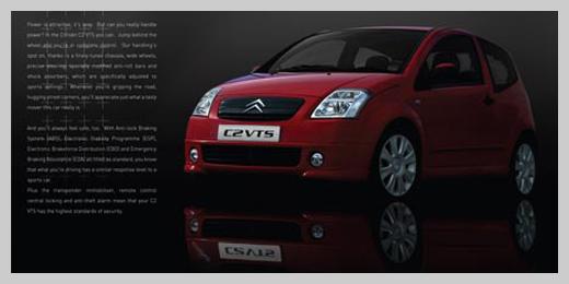 Create a Stunning Car Showroom Brochure
