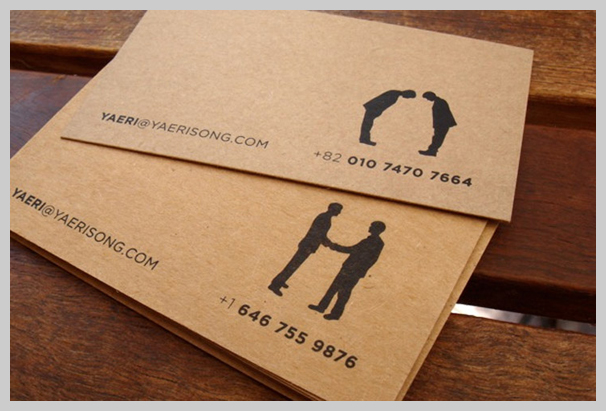 15 classy brown business card designs uprinting brown business cards yaerisong colourmoves