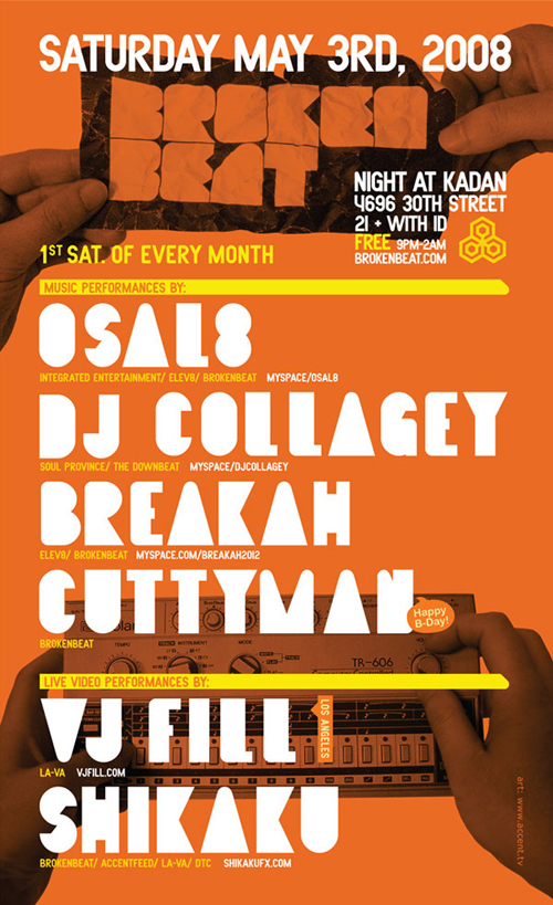 event poster design 07