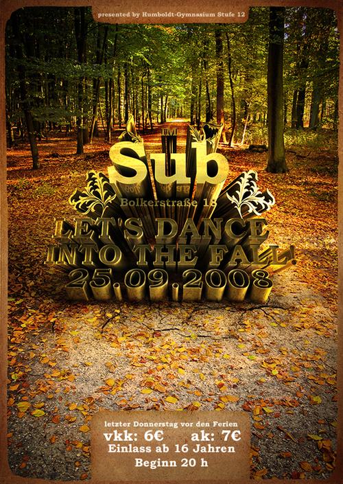 event poster design 12