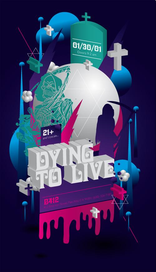 15 creative event poster design samples uprinting