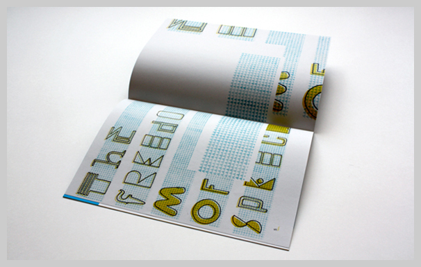 How To Print A Booklet Design