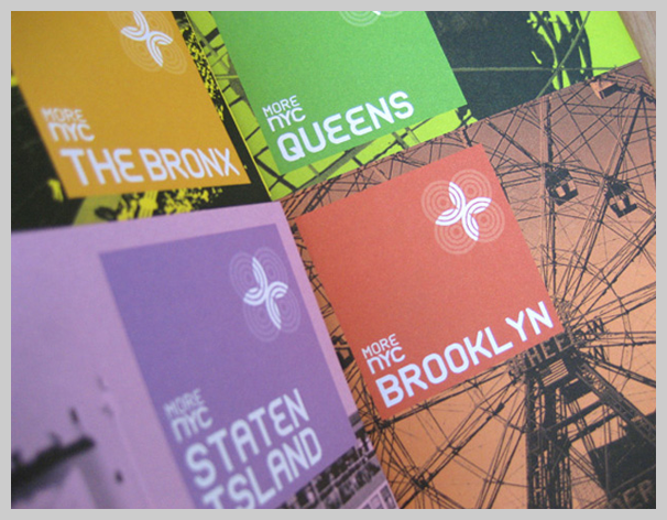 Travel Brochure Examples - New York