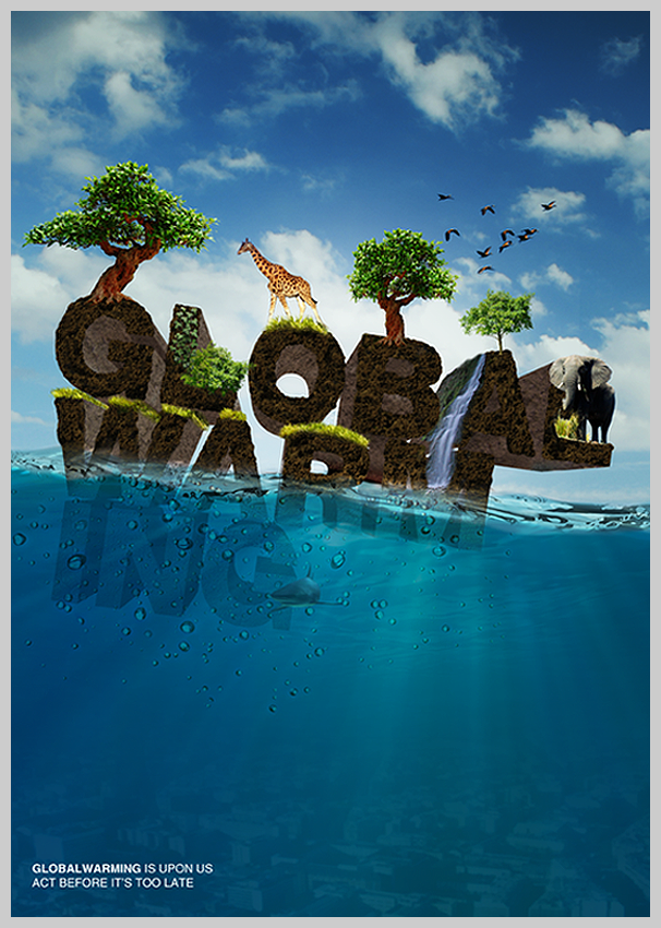 Environmental Awareness Posters and Advertisements 07
