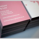 17 Pink Business Cards for Creative Inspiration