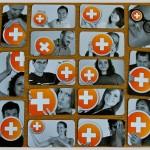 16 Orange Business Card Design Examples