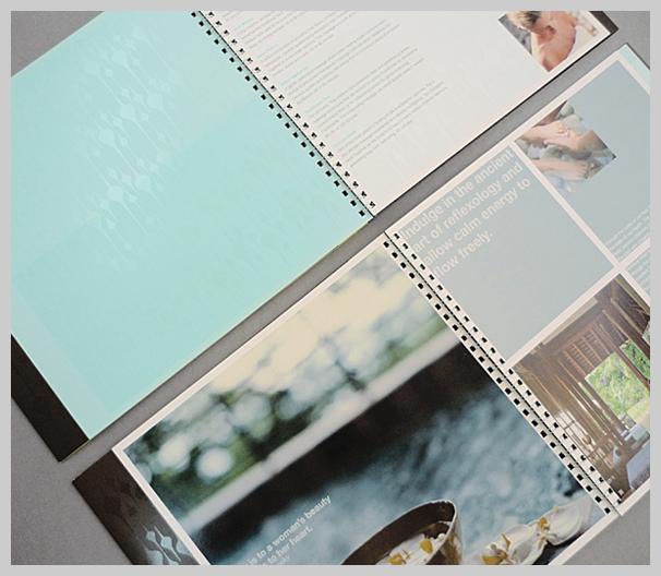 Spa Brochure Design - Four Seasons Resort, Langkawi