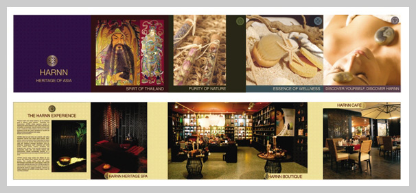 Spa Brochure Design - Harnn