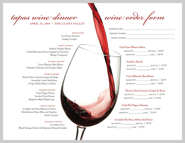 wine dinner menu template 18 wine menu design inspiration samples uprinting