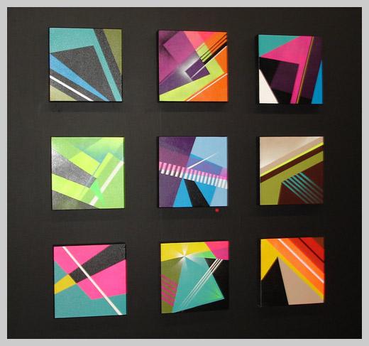Digital Canvas Print - Matt W. Moore Solo Show