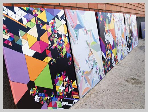 Digital Canvas Print - Owner Portfolios