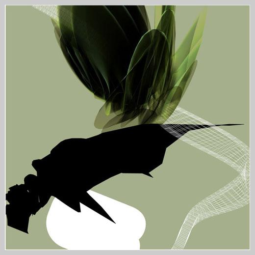 Digital Canvas Print - Abstract