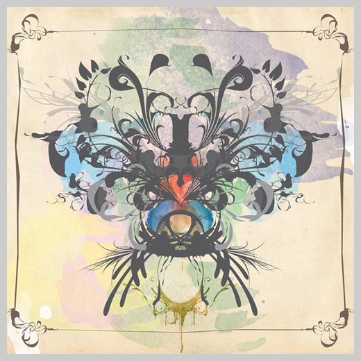 Digital Canvas Print - Organic Elk