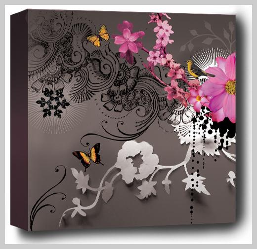 Digital Canvas Print - Illustrations on Canvas