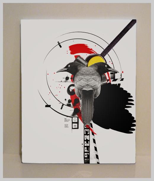Digital Canvas Print - Engin Korkmaz