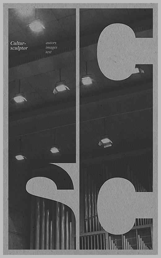 Minimalist Poster Design Examples - Cultur Sculptor