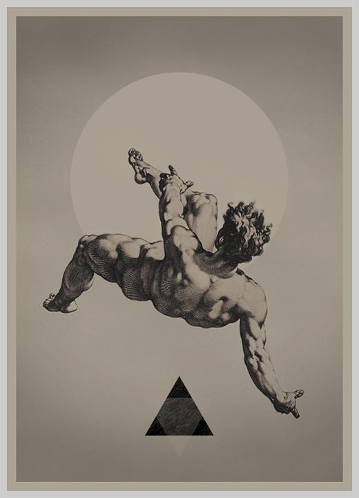 Minimalist Poster Design Examples - Untitled V