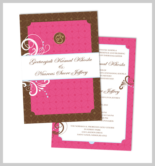 Wedding Invitation Greeting Cards - Doug Johnson
