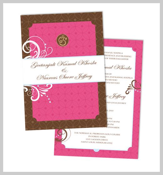 Wedding Invitation Greeting Cards - Doug Johnson