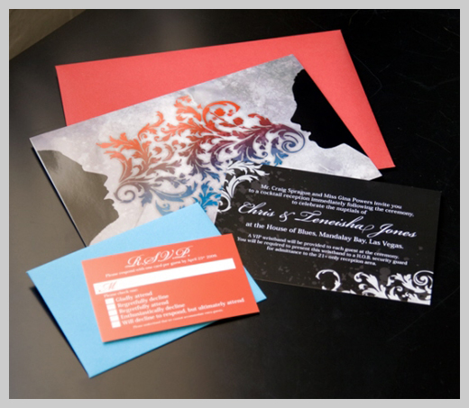 Wedding Invitation Greeting Cards - Christopher Jones