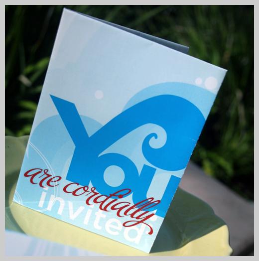 Wedding Invitation Greeting Card - Myra Greenlee