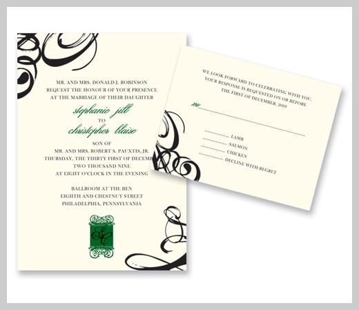 Wedding Invitation Greeting Cards - Carey Seaborg