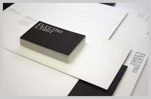 Company Letterhead Design - Electrolight