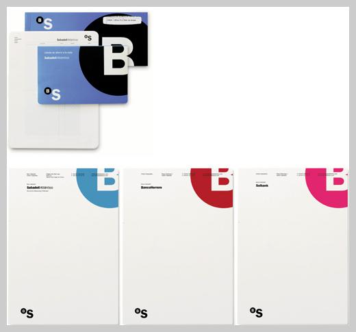 Company Letterhead Design - Banco Herrero