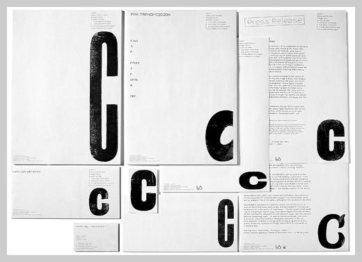 Company Letterhead Design - Cubitt