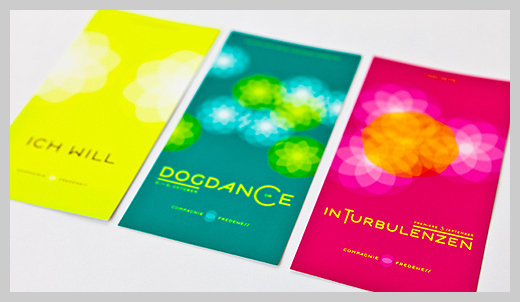 Event Flyer Design - Compagnie Fredewess