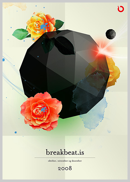 Event Flyer Design - Breakbeat