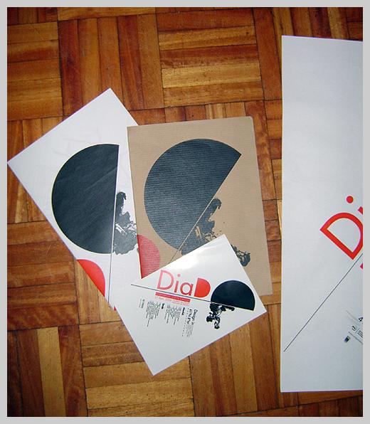 Event Flyer Design - Dia D