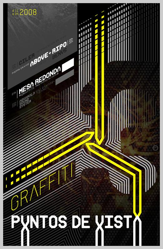 Event Flyer Design - Puntos de Vista